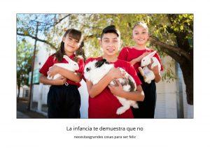 Niños Beneficiarios