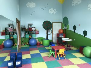 Nueva Área Terapia Infantil